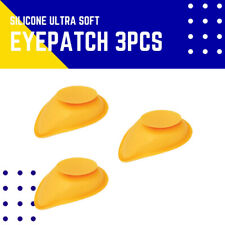 Eyepatch Glasses Patch for Adult Soft Silicone Comfy Reusable Washable Easy Use