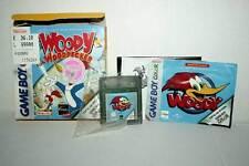 WOODY WOODPECKER GIOCO USATO BUONO STATO GAMEBOY COLOR EDIZIONE ITA GD1 38805