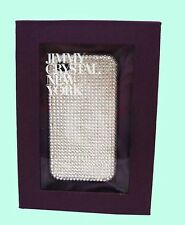 JIMMY CRYSTAL NY Rhinestones iPhone 4/4S Cover Case Msrp $175.00 *NEW WITH BOX*