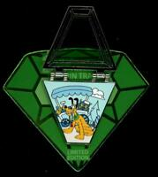 DS Store Trading 20th Anniversary Countdown Pluto LE Disney Pin 139729