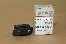 Central locking switch UK Right hand drive Polo 6Q2962125 New genuine VW part