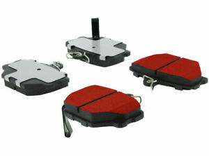 For 2005-2015 Smart Fortwo Brake Pad Set Front Centric 14357GQ 2006 2007 2008