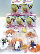 Unifive 2004 Dragonball Z Posing Figure Part 4 Color version Set of 5 Majin Boo