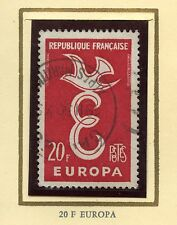 STAMP / TIMBRE FRANCE OBLITERE N° 1173 EUROPA