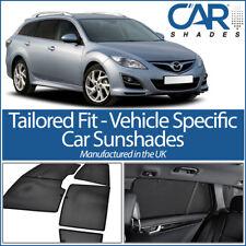 Mazda 6 Estate 2008-12 on CAR WINDOW SUN SHADE BABY SEAT CHILD BOOSTER BLIND UV