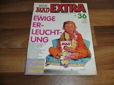 MAD Extra 36 -- mit  7x  Don Martin+Superman III+Psycho II
