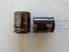 1000uF 25 V Radial Condensateur électrolytique basse impédance PK10