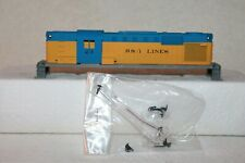 ** Kato/Atlas HO Scale Loco Parts ** Undecorated RS11 Loco Shell Parts Lot #4**