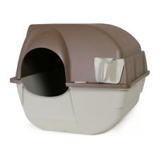 "16.5"" Omega Paw Roll 'n Clean Self Cleaning Litter Box (Regular)"