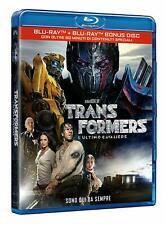Blu Ray Transformers: L'Ultimo Cavaliere (2017) (2 Blu Ray) ....NUOVO
