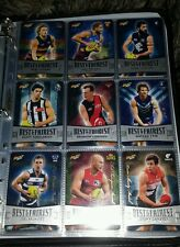 2014 AFL Champions Best and Fairest COMPLETE SET (18 Cards)