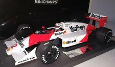 Minichamps F1 McLaren TAG MP4-3 1987 Stefan Johansson 1/18 Marlboro