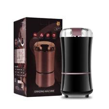 Elektrische Kaffemühle Edelstahl Kaffeemühle 300W Scheibenmahlwerk Espressomühl