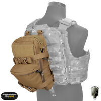 TMC Hydration Pack Hydration Backpack Molle Pouch Mini CORDURA Tactical Military