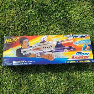 Nerf Super Soaker Hydro Cannon - New In Box