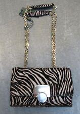Hobbs Women's Bag Pimlico Across Body Mini Bag, Zebra New
