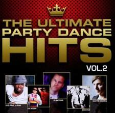 Various - The Ultimate Party Dance Hits Vol.2 - CD NEU //0