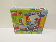 Lego Duplo Car Wash Set 5696  People Figures Vehicle  RARE  LAST ONE