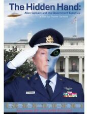 Hidden Hand: Alien Contact and the Government Cover-up (2014, REGION 1 DVD New)