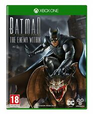 Batman The Enemy Within Telltale Xbox 1 Season Pass Disc - and