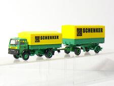 Roco Truck MB Mercedes Roadtrain Schenker 1:87/H0 #6a
