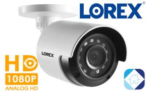 Lorex LBV2531 1080p HD Weatherproof Bullet Security Camera 130ft Night Vision🔥