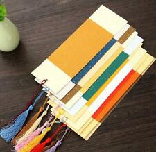 10 pcs/pack Creative Retro Blank Bookmark Painting Calligraphy Message Card