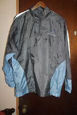 Walt Disney World Disneyland Resort Blue Windbreaker 12 Zip Jacket Size M - L