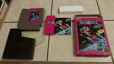 Nintendo NES -  MagMax - Arcade Game Cart + Sleeve + Box + Instructions