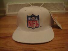 VTG NFL Umpire white snapback hat cap 90s 80s Sports Specialties Nike 90s NWT