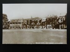 Hampshire New Forest LYNDHURST The Grand Hotel - Old RP Postcard