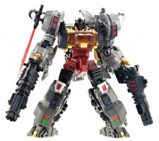 Fansproject - Lost Exo Realm - LER-04 Severo 3rd Party Transformers