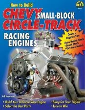 How to Build Chevy Small-Block Circle-Track Racing Engines (Performance How-To),