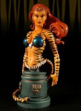 Bowen Designs Tigra Bust from the Avengers Marvel Universe Statue