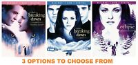 TWILIGHT * 5 Options to choose from * READ DESCRIPTION !!! * BLU-RAY or DVD *