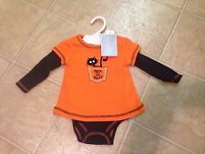 NWT Koala Kids Halloween Outfit Set Size 3-6 Months