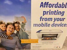 HP DeskJet 2630 All-in-One Tintenstrahl-Multifunktionsdrucker 1 x benutzt