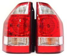 Mitsubishi Pajero Shogun Montero Heck Satz Lichter 2000-2006 LH+RH rot weiß