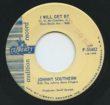 Hear - Rare Teen 45 - Johnny Southern - I Will Get By - Liberty Records # 55482
