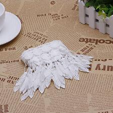 2 Yards White Tassel Venise Lace Fringe Applique Lace Sewing DIY Trim Craft