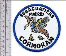 SCUBA Diving Spain Club de Buceo Cormoran Subacuaticas Madrid Espana
