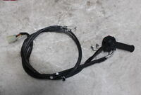 2014 SUZUKI BURGMAN 200 UH200 ABS RIGHT HANDLE SWITCHES THROTTLE CABLE SWITCH