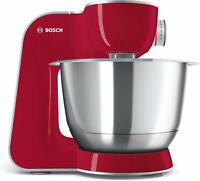 Bosch MUM58720 CreationLine - Robot de cocina (1000 W, acero inoxidable), 7 acc