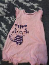 Baby Girl Gymboree Playsuit Romper - 3-6 Months - Pink Purple