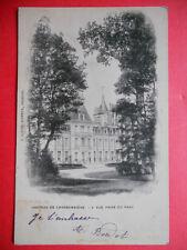 ST-JEAN-DE-BRAYE  :  Le Château de Charbonnière.....Précurseur......VO.1905.