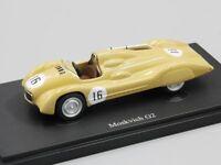 Autocult 1:43  Moskwich G2, beige, USSR, 1959