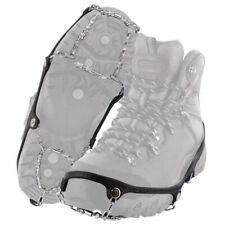Yaktrax  Diamond Grip  Unisex  Ice Cleats  W10.5+/M9.5-12.5  Black  L