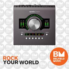 Universal Audio UA Apollo Twin Quad Mk2 MKII Audio Interface - Belfield Music