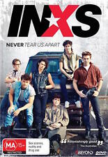 INXS Never Tear Us Apart - Brand New in Shrink Wrap - Region 4