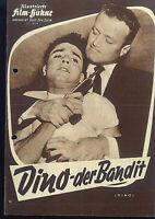 """IFB Illustrierte Film Bühne Nr. 4504 """" Dino - der Bandit """""""